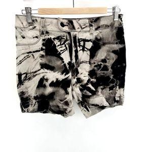 Custom Dyed Stretchy Shorts Size 8